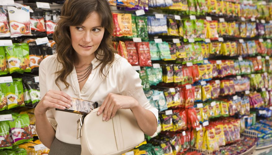 Have you been charged with shoplifting? Contact OKC Criminal Defense Attorney Marcy Fassio!