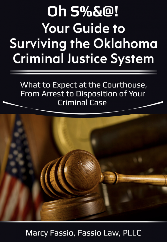 Your Guide To Surviving OK Criminal Justice System
